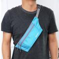 Waterproof Running Waist Pouch Sport Zip Bum Bags