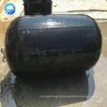 Defensas de borracha pneumáticas flutuantes para aplicações marítimas