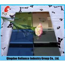 Reflective Glass/Tinted Glass//Pattern Glass/Tempered Glass for Building