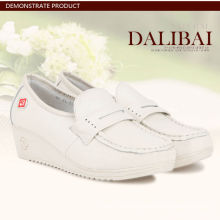 wholesale high heel breathable nurse shoes