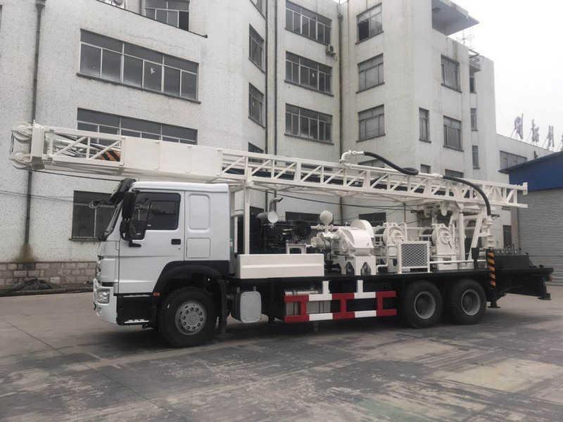 Well Drilling Rig Bzc 400