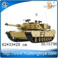 Henglong 1/16 scale 2.4G U.S.M1A2 ABRAMS main tank henglong rc tank upgrade version