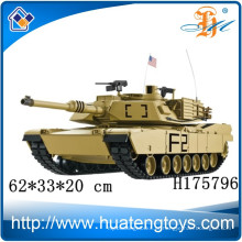 Henglong 1/16 escala 2.4G USM1A2 ABRAMS tanque principal henglong rc tanque versão de atualização
