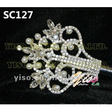 fashion crystal scepter