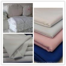65 poliéster 35 tecido de algodão para bordado