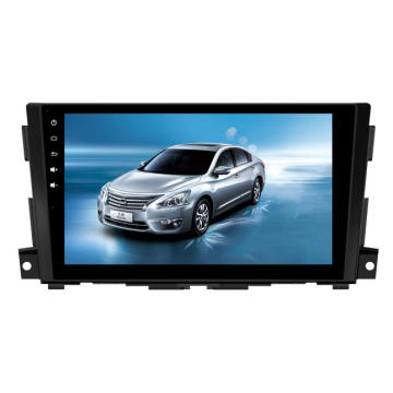 Автомобильный GPS-навигатор Yessun для Nissan Teana (HD1015)