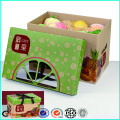 Luxury Fruit Carton Boxes Apples Strawberries