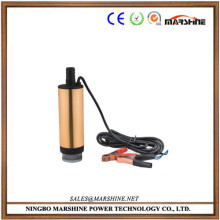 DC portable submersible oil pump