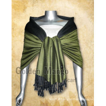 Double Face fashion Shawl