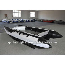 CE катамаран HH-P410 надувные высокая скорость лодки