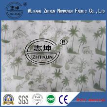 Tissu non tissé à imprimé de conception propre