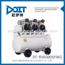 triple-head oil-free air compressor DT-B30500AF065
