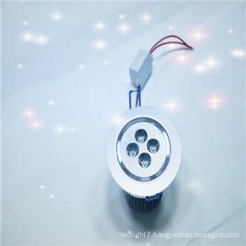 made in china high power high brightness eyeshiled led downlight 4w