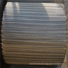 High temperature resistance balanced stainless steel wire mesh conveyor belt