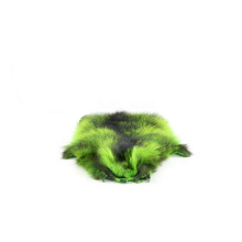 China factory Eco-friendly cheap price natural Genuine raccoon fur tanning Raccoon Fur Pelt For clothes Hood