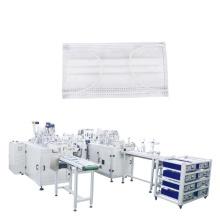 Hochwertige vollautomatische chirurgische Vlies-Gesichtsmaske, die Maschine herstellt
