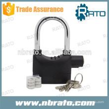 RP-124 zinc alloy long siren padlock alarm
