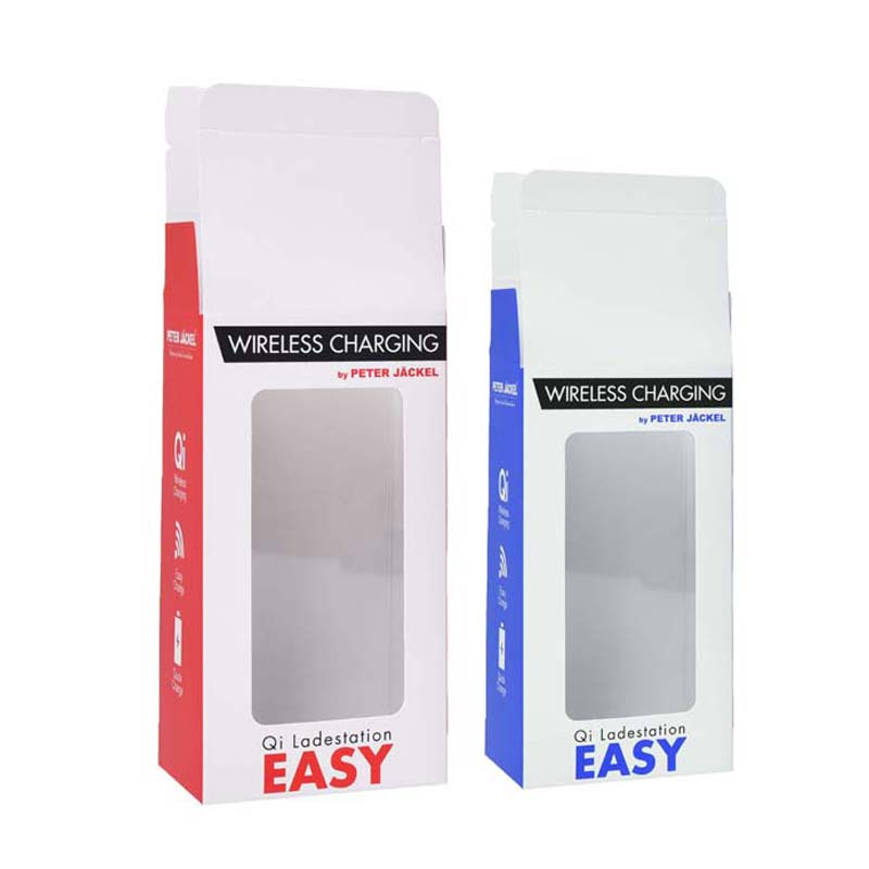 WIFI with hanging hole color card box