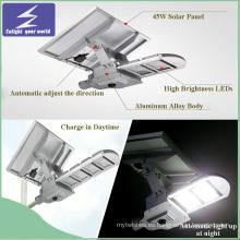 Iluminación solar 60W Iluminación solar de calle