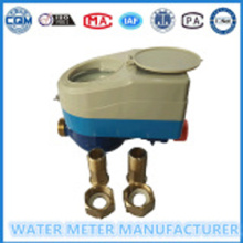 Radio frequency or IC card prepayment watermeter
