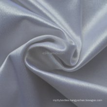 China factory directly wholesale evening dress4% spandex 96% polyester satin fabric