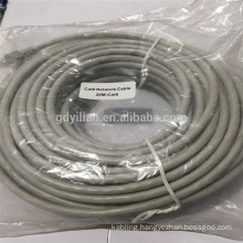 1000ft Bulk 23AWG 4 Pairs UTP Cat6 Cable With CMP(UL) Fire Retardant Cat 6 Cable Solid Bare Copper Factory Price