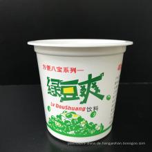 Einweg Plastiknahrungsmittelbehälter 315ml Gefrierschrank Sicher