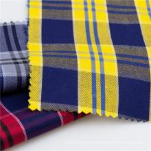 Tecido xadrez feminino 100% algodão para fita de cabeça