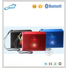 Mini Altavoz con luz LED Altavoz con reproducción Bluetooth TF-Card