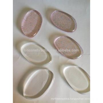 2017 Innovative washable Foundation BB cushion silicone sponge Powder Puff