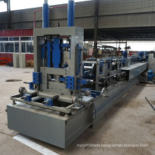 C Z Purlin Shape Frame Roof Steel Purling Making Machine Automatic C Purling Roll Forming Machine