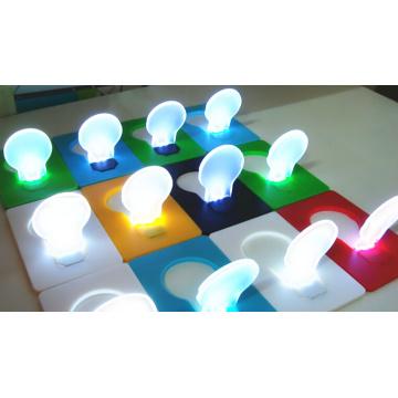 Led glowing Led Card Light