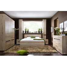 Fashion Color Mixed Bedroom Set (HF-EY08116)