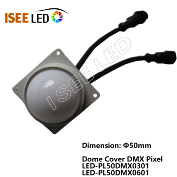 50MM LED RGB Pixel Point Lights Dış Mekan Aydınlatma