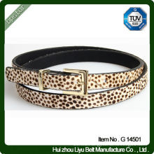 Top Design Custom Young Girls Fashion Belt