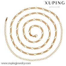 42300-Xuping мода высокое качество и новый дизайн ожерелье