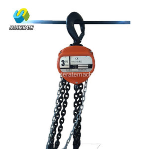 1-20T Hot Sale High Quality Hand Chain Hoist