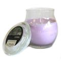 Velas perfumadas de arte em vidro Jar Eco-Friendly