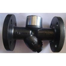 Trampa de vapor termodinámica de acero fundido CS49h