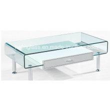 Café Morden / verre de table à manger, verre d'art de verre dépoli
