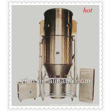 Pesticidas usados em granuladores secos de secagem