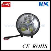 9W Epistar black led car light for SUV JEEP ATV 4WD Trucks