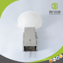 Dispensador de alimentación de cerdas para cerdas lactantes y post-destete
