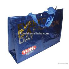 recicl sacos pp impermeáveis tecidos com laminação