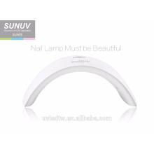 Производство горячая распродажа SUNUV SUN9X гель УФ LED аккумуляторный светильник ногтя с 15шт бусины 24 Вт ногтей сушилка для лечения рук и ног