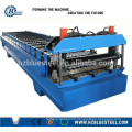 Corrugated Glazed Galvanized Steel Metal Sheet Roll Forming Production Line