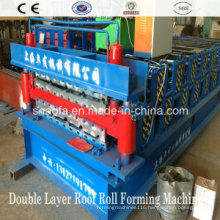 Double Layer Roofing Panel Roll Forming Machine (AF-D1100)