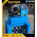 Máquina de friso mais barata da mangueira de freio do poder da aleta