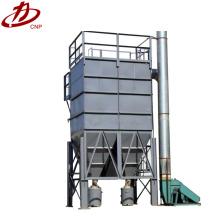 Sistema de control de polvo de la trituradora industrial colector de polvo grande