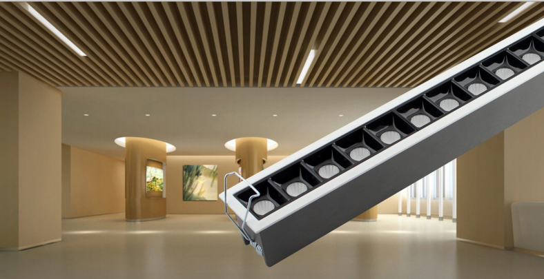 30W led down light application